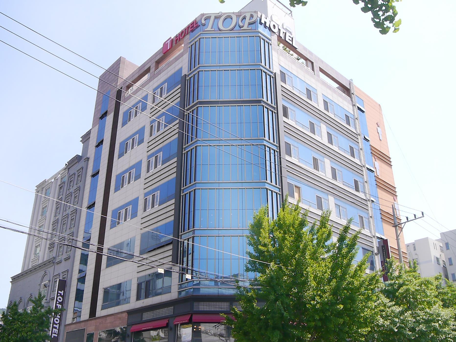 Hotel Top Daegu - Hotels and Accommodation in South Korea, Asia