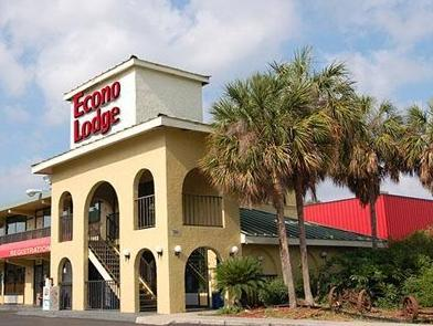 Econo Lodge At Busch Gardens Hotel Tampa (FL)