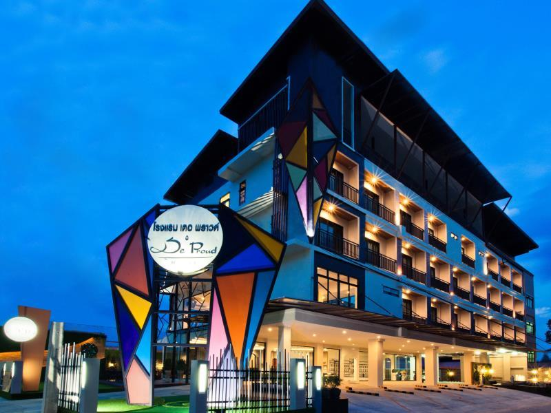 De Proud Hotel - Hotels and Accommodation in Thailand, Asia