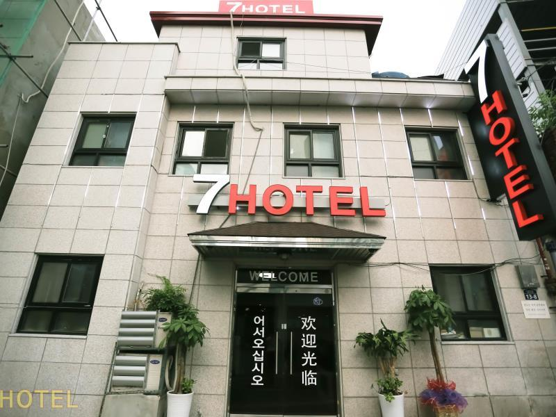 Myeongdong 7 Hotel - Hotels and Accommodation in South Korea, Asia