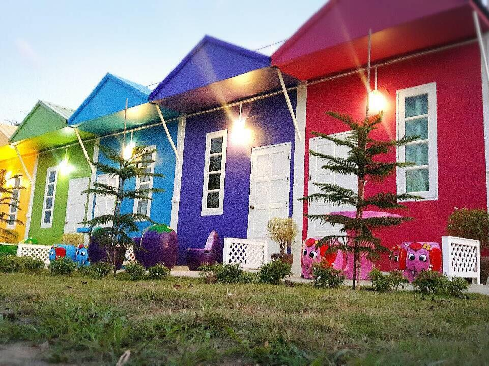 Rai Phuruk Resort - Hotell och Boende i Thailand i Asien