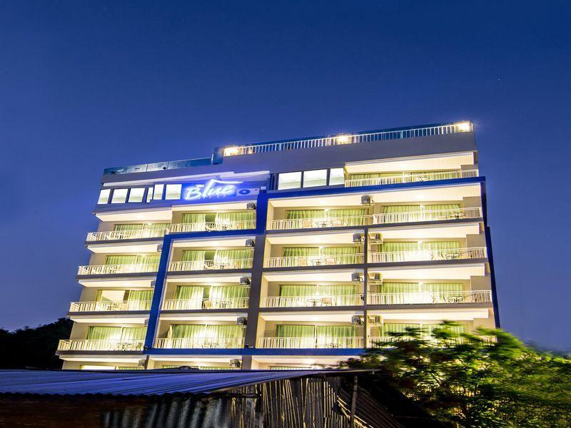 The Blue Hotel - Hotels and Accommodation in Thailand, Asia