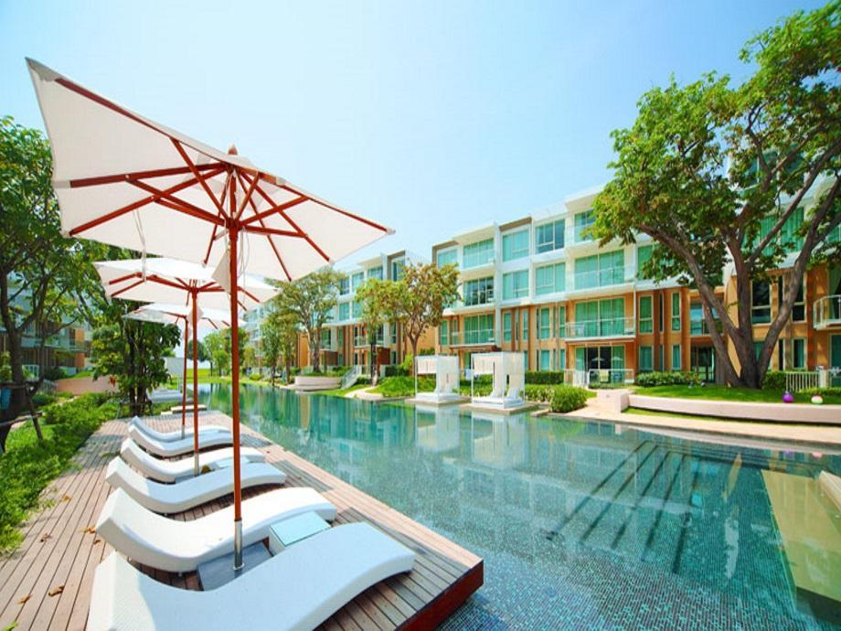 Wan Vayla Condo Huahin @4L4 - Hotels and Accommodation in Thailand, Asia