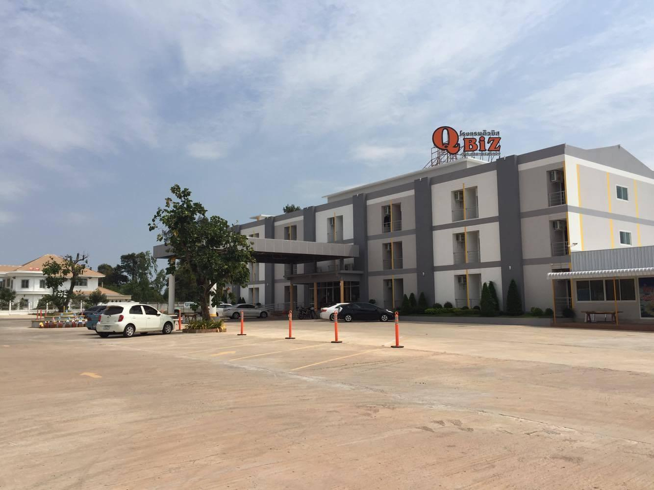 Qbiz Hotel Kalasin - Hotels and Accommodation in Thailand, Asia
