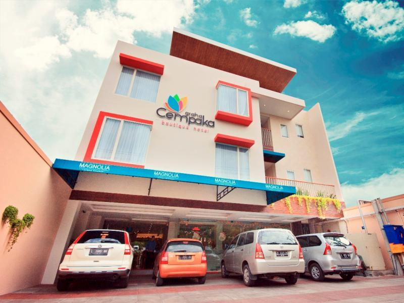 Graha Cempaka Boutique Hotel - Hotels and Accommodation in Indonesia, Asia