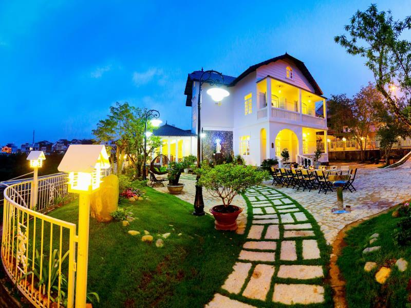 Calla Lily Villa Hotel - Hotels and Accommodation in Vietnam, Asia