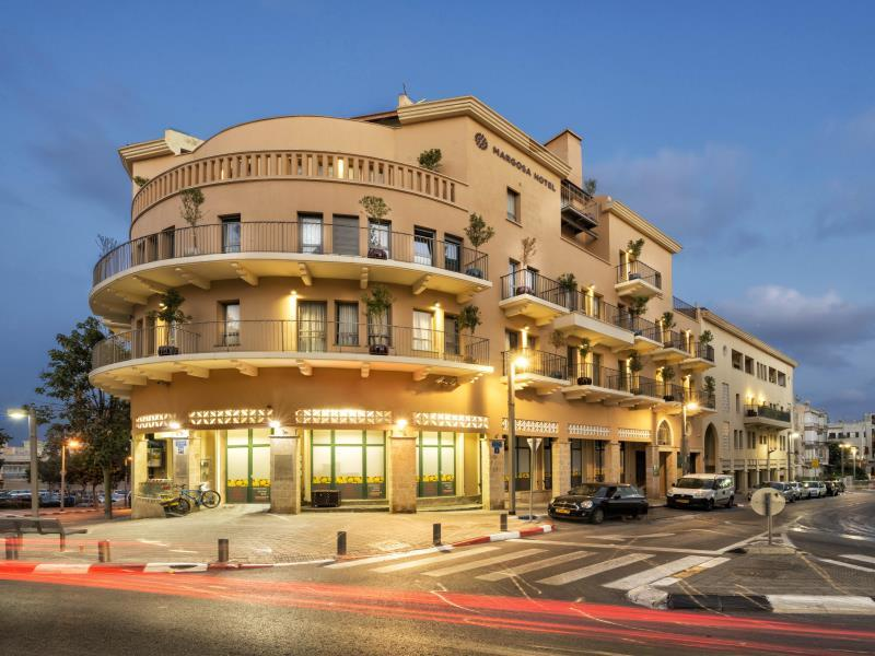 Margosa Hotel Tel Aviv - Hotels and Accommodation in Israel, Middle East