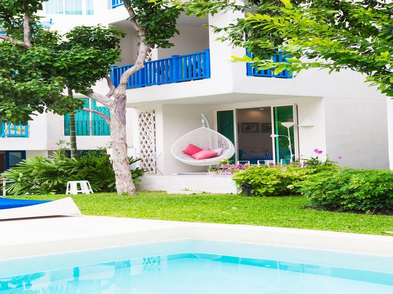 Chelona Hua Hin C105 Family 1 Bedroom Poolside - Hotels and Accommodation in Thailand, Asia