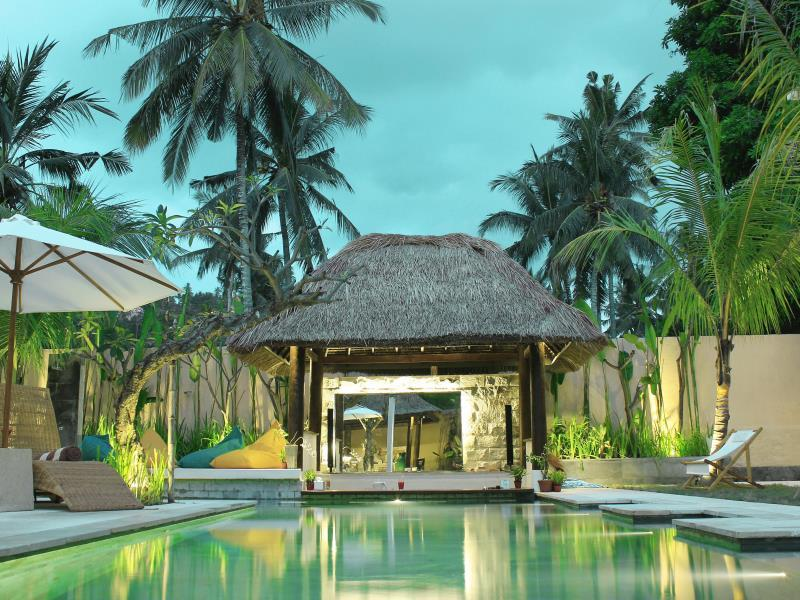 Alam Mimpi Hotel - Hotels and Accommodation in Indonesia, Asia