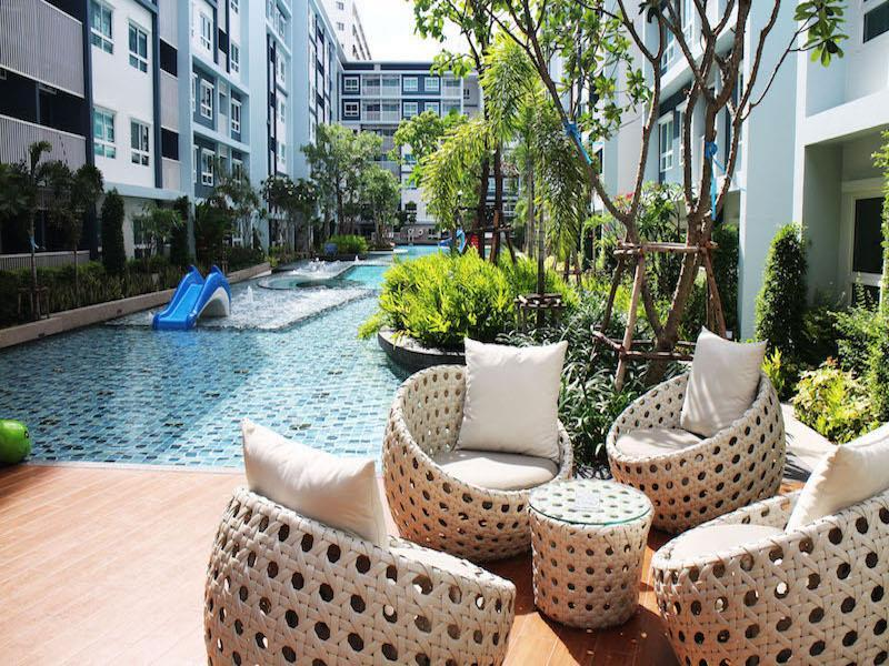 The Trust Pool and Garden Hua Hin - Hotels and Accommodation in Thailand, Asia