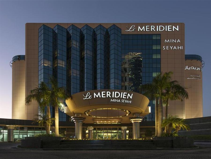 Le Meridien Mina Seyahi Beach Resort & Marina Dubai - Hotel exterieur