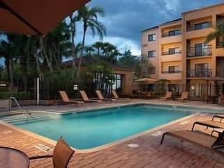 Courtyard By Marriott Tampa Westshore Hotel