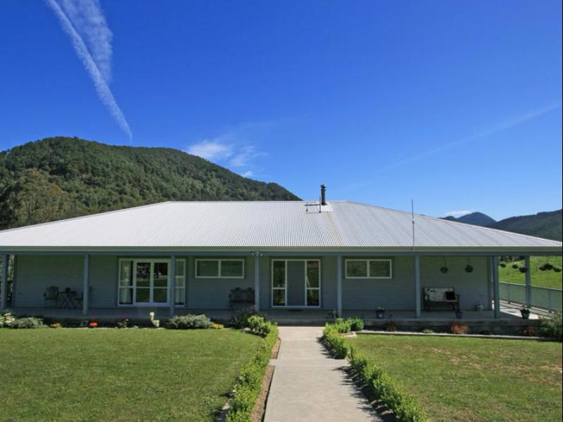 Pelorus River Views Bed and Breakfast - Hotels and Accommodation in New Zealand, Pacific Ocean And Australia