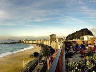 JW Marriott Rio De Janeiro Hotel Rio de Janeiro - Balkon/Terras