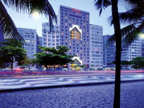 JW Marriott Rio De Janeiro Hotel Rio De Janeiro - Ngoại cảnhkhách sạn