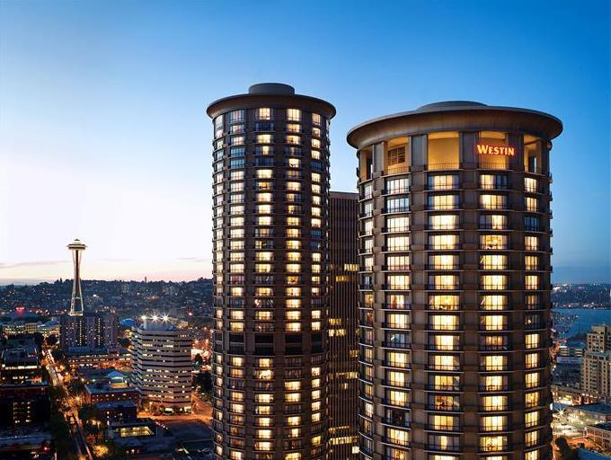 The Westin Seattle Hotel Seattle (WA) - Exterior