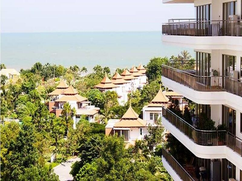 Boat House Hua-Hin - Hotels and Accommodation in Thailand, Asia