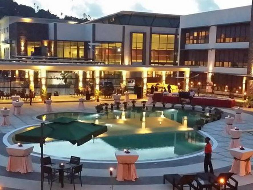 Laguna Hotel - Hotels and Accommodation in Papua New Guinea, Pacific Ocean And Australia