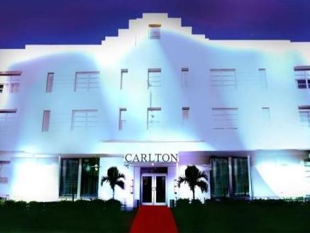 Carlton Hotel South Beach