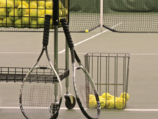 ONE UN Hotel New York New York (NY) - Indoor Tennis Court