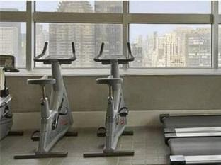 ONE UN Hotel New York New York (NY) - Fitness Room