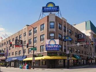 เดยส์อินน์ชิคาโก ชิคาโก (IL) - ภายนอกโรงแรม