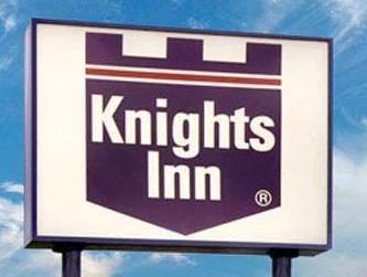 Knights Inn Columbus Downtown Hotel Columbus (OH) - Hotellet från utsidan