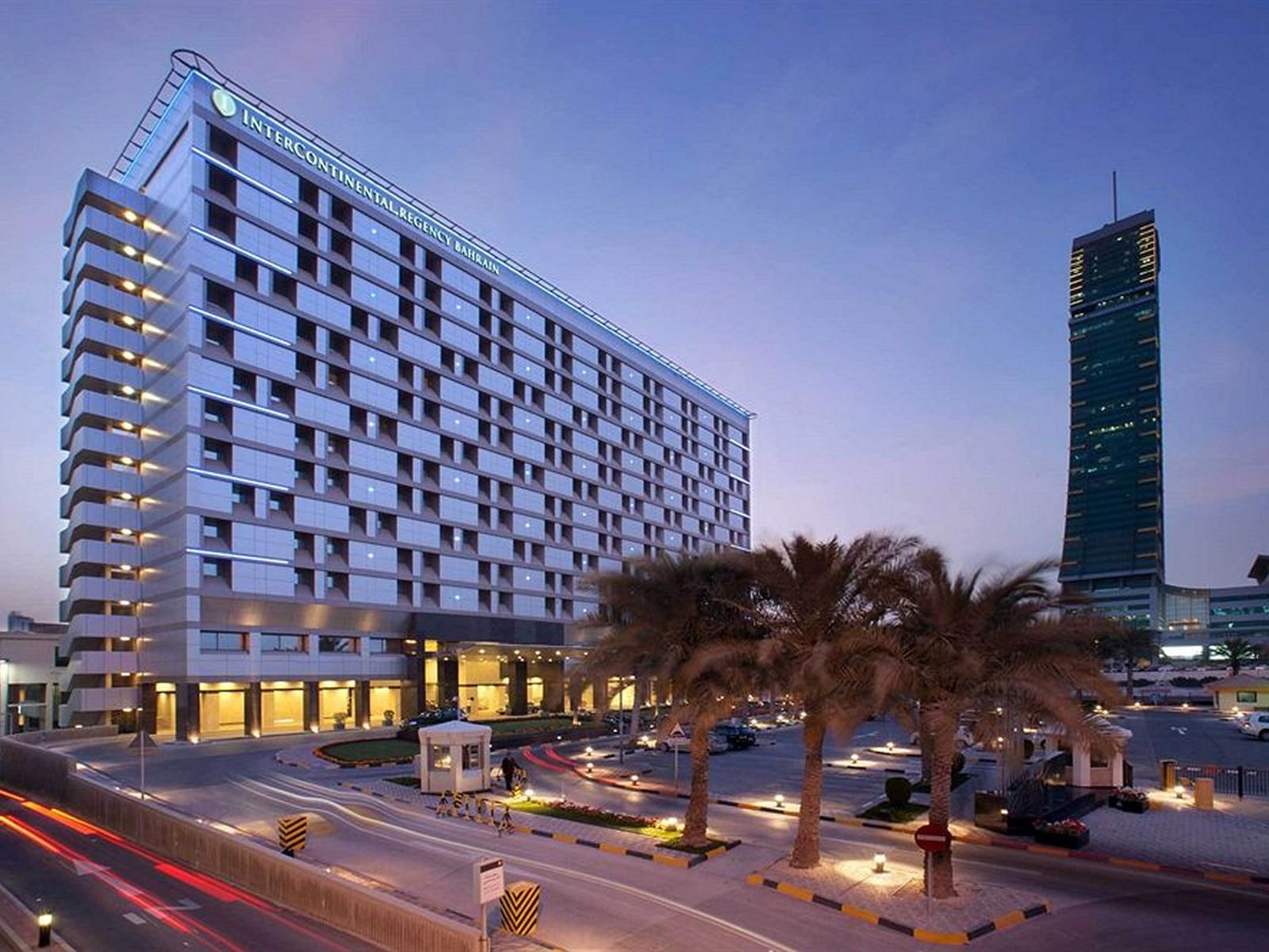 Intercontinental Bahrain Hotel