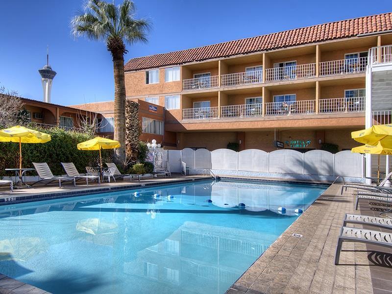 Howard Johnson Inn - Las Vegas Strip