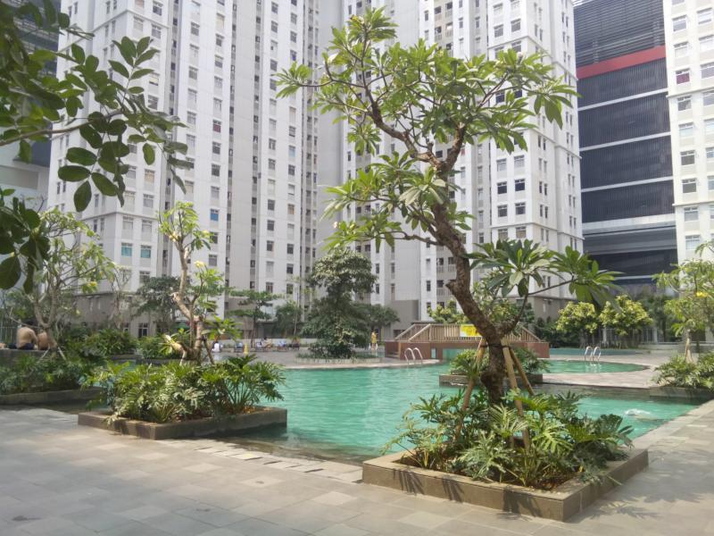 Greenbay Pluit Apartment - Hotels and Accommodation in Indonesia, Asia