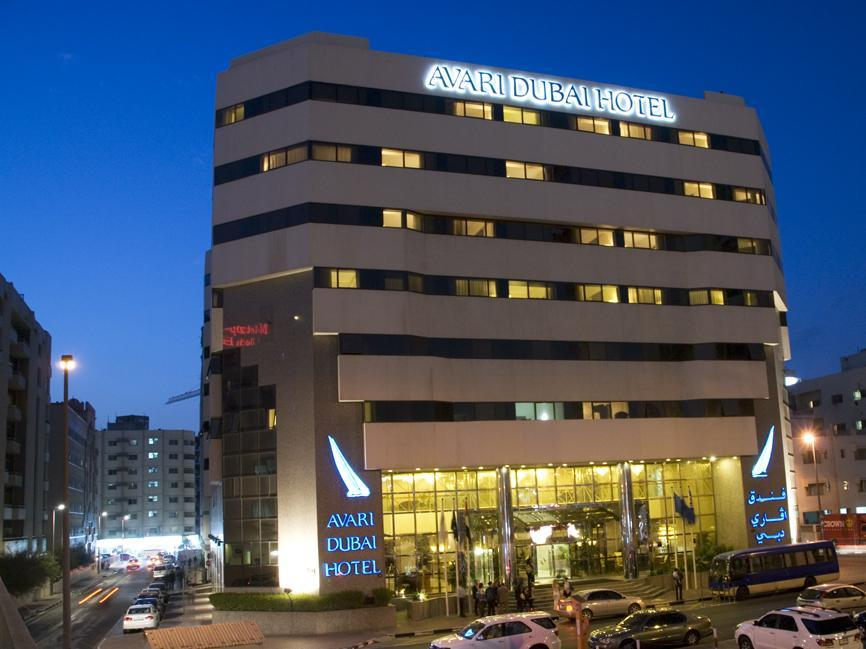 Avari Hotel - Hotels and Accommodation in United Arab Emirates, Middle East