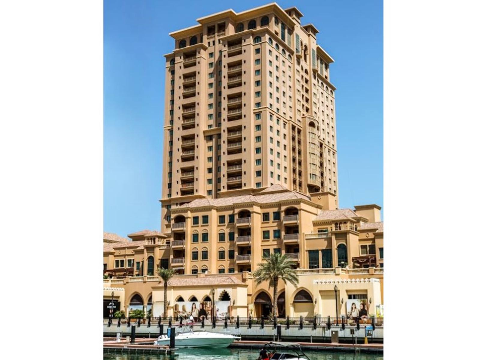Retaj Inn Marina Residence - Hotels and Accommodation in Qatar, Middle East