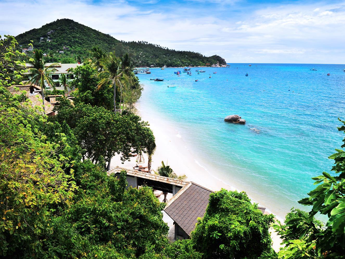 Beach Club Koh Tao - Hotels and Accommodation in Thailand, Asia