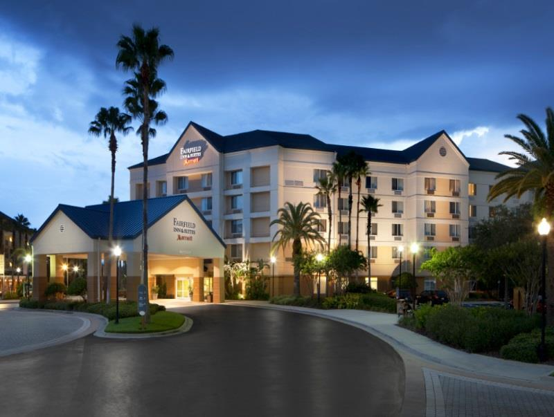 Fairfield Inn And Suites Orlando Lake Buena Vista In Marriott Village Orlando (FL)