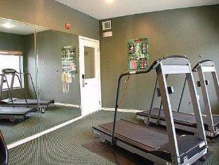 Holiday Inn Express Houston-Nw Brookhollow Hotel Houston (TX) - Gym
