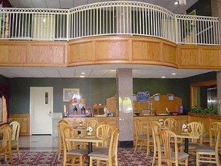 Holiday Inn Express Houston-Nw Brookhollow Hotel Houston (TX) - Café