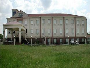 Holiday Inn Express Houston-Nw Brookhollow Hotel Houston (TX) - Hotellet från utsidan