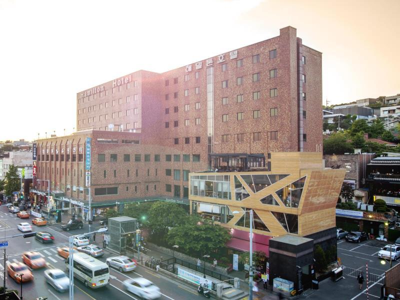 Hamilton Hotel Itaewon - Hotels and Accommodation in South Korea, Asia