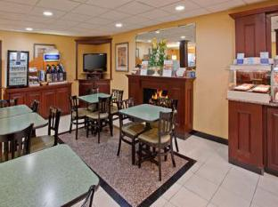 Holiday Inn Express Los Angeles-Univ Cty-Cahuenga Hotel Los Angeles (CA) - Breakfast Area