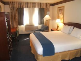 Holiday Inn Express Los Angeles-Univ Cty-Cahuenga Hotel Los Angeles (CA) - King Bed Guest Room