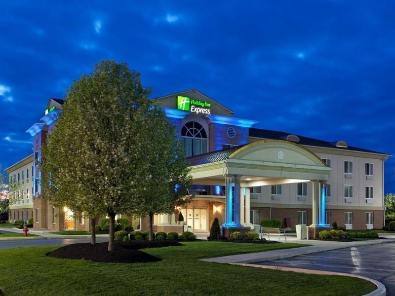 Holiday Inn Express & Suites Marion Northeast - Guest ...