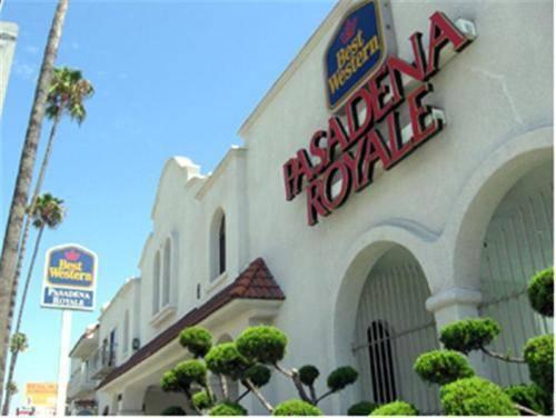 西佳帕薩迪納皇家酒店