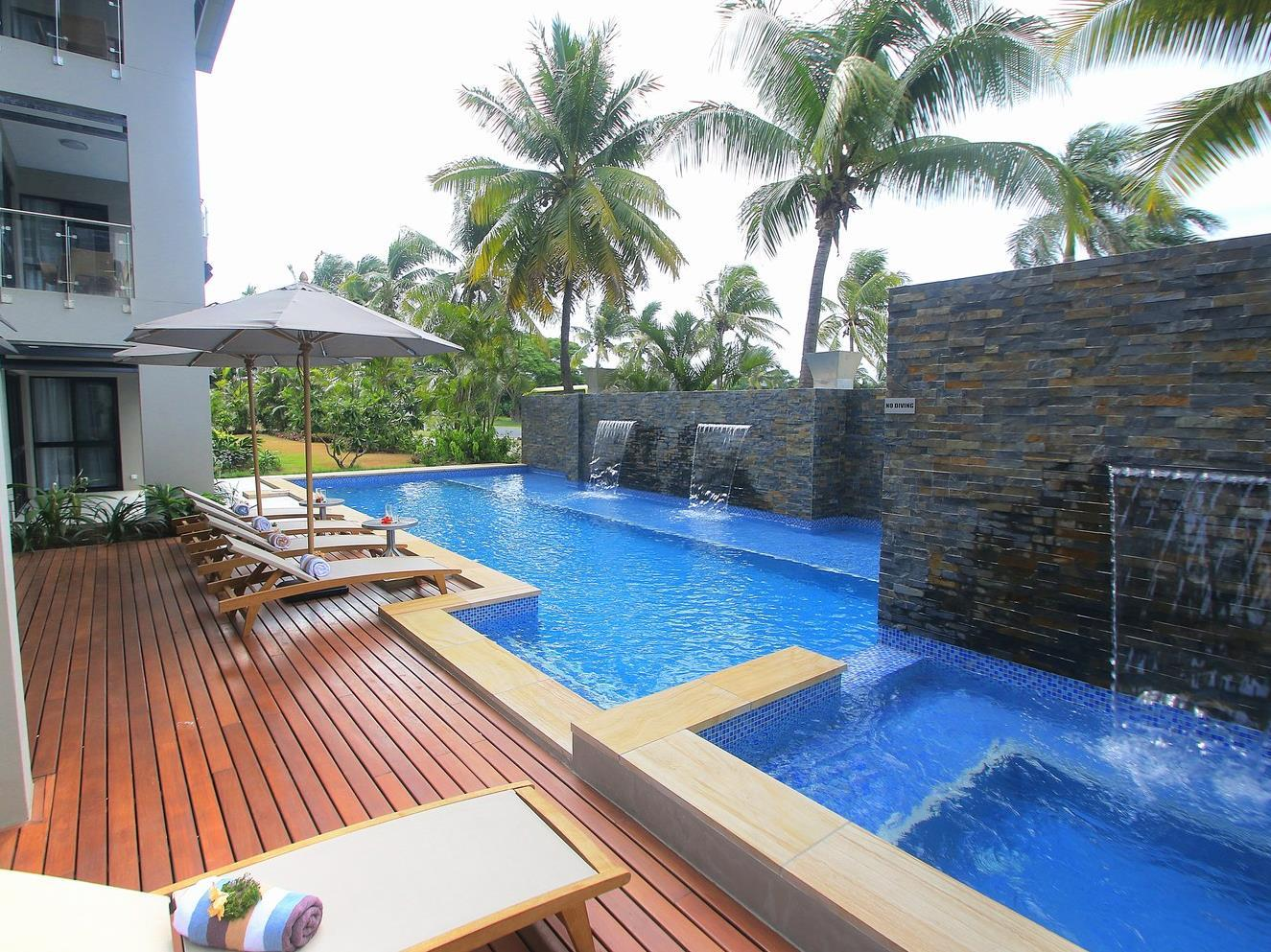 The Palms Denarau  - Hotell och Boende i Fiji i Stilla havet och Australien