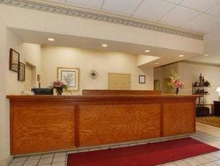 Comfort Inn North - Mansfield Hotel Mansfield (OH) - Reception