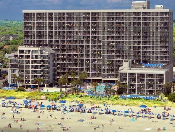 Long Bay Resort - Hotel and accommodation in Usa in Myrtle Beach (SC)