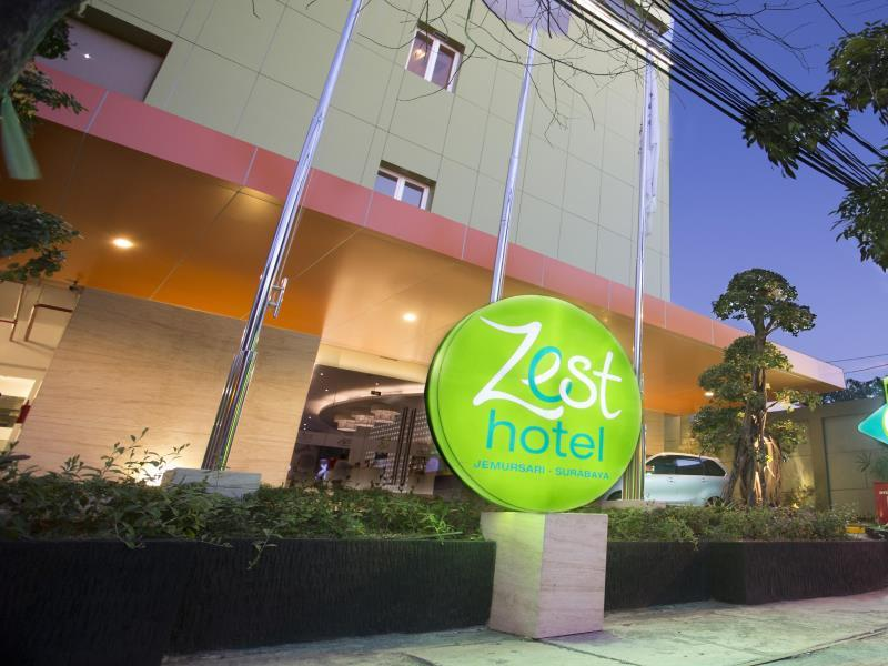 Zest Hotel Jemursari - Hotels and Accommodation in Indonesia, Asia