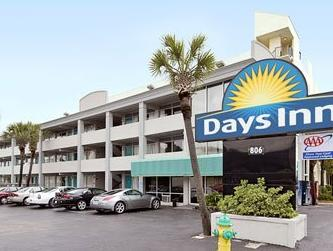 Days Inn Grand Strand - Hotel and accommodation in Usa in Myrtle Beach (SC)