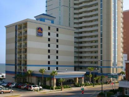 Best Western Carolinian Hotel - Hotel and accommodation in Usa in Myrtle Beach (SC)