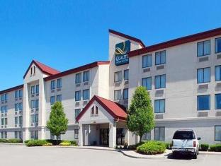 Quality Inn And Suites Airport – Indianapolis Hotel
