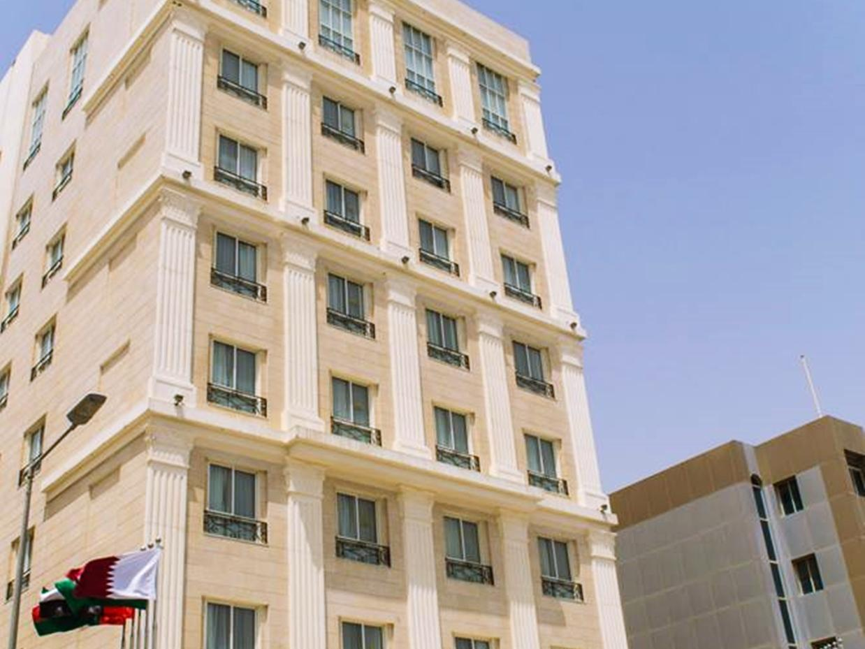 Strato Hotel by Warwick - Hotels and Accommodation in Qatar, Middle East